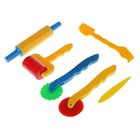 Аксессуары и инструменты для лепки