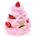 Сувенирное полотенце, мыло декоративное, мыльные лепестки