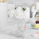 Букет «Только для тебя», 7 цветов, белый