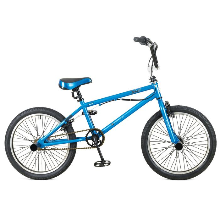 Велосипед 20 Stinger BMX Joker, 2017, цвет синий, размер 10