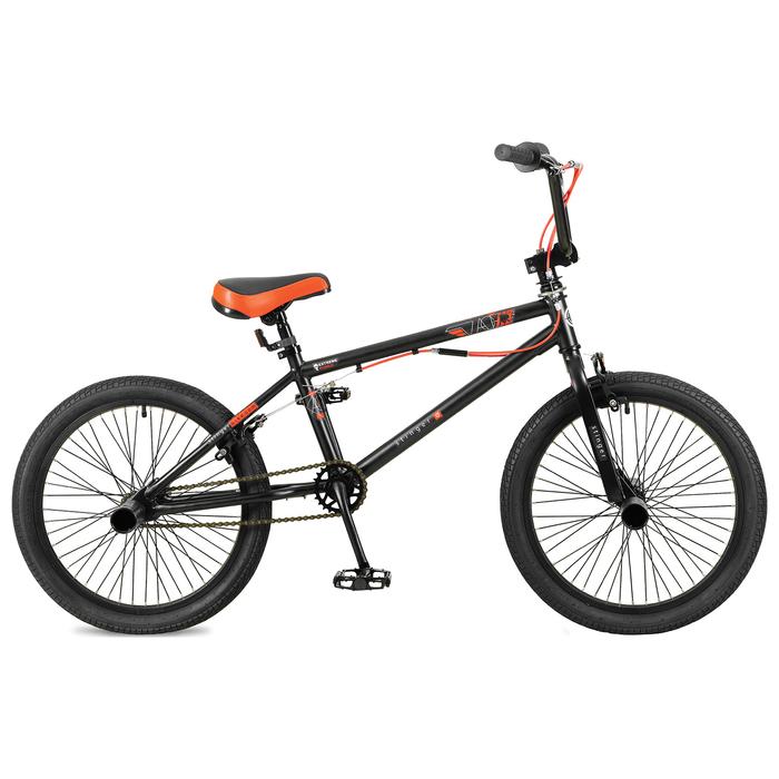 Велосипед 20 Stinger BMX Ace, 2017, цвет черный, размер 10