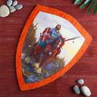 Деревянный щит «Илья Муромец»