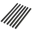 Клеевые стержни TUNDRA, 11 х 200 мм, черные (по ковролину и коже), 6 шт.