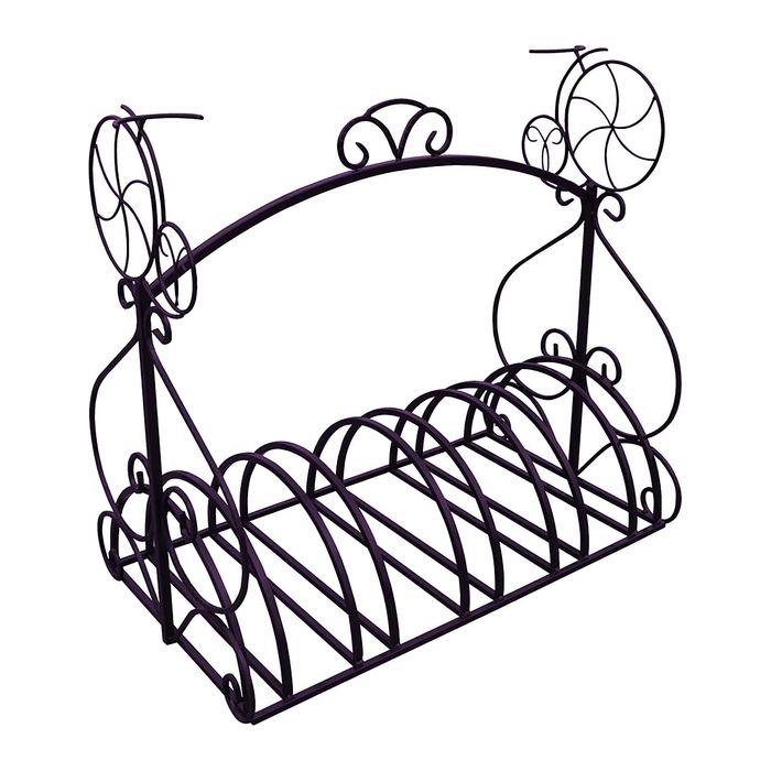 Стоянка для велосипедов Узор