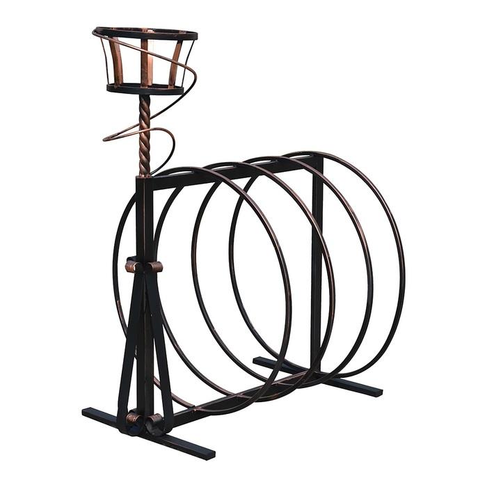 Стоянка для велосипедов Спираль