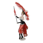 Кукла «Танцовщица из Мулен Руж», 41 см