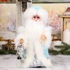 Дед Мороз «Шик: в голубой шубе с фонарём», русская мелодия