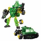 Конструктор-робот ISTREBITEL', 2 в 1, 35 деталей