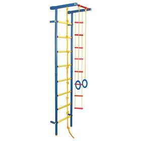 Детский спорткомплекс пристенный Leco-IT