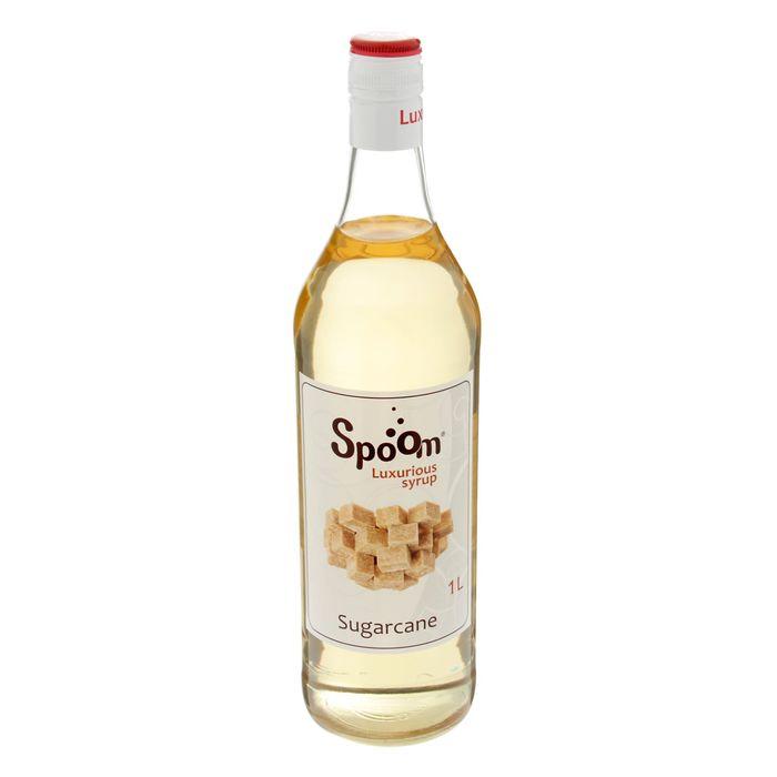 Сироп-наполнитель сахарный тростник ТМ Spoom, 1 л