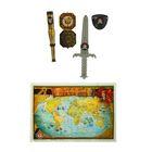 Набор пирата «Остров сокровищ», 5 предметов