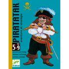 Детская настольная карточная игра «Пират»