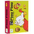 Детская настольная карточная игра»Чик-чирик»