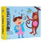 Детская настольная карточная игра «Пантомима»