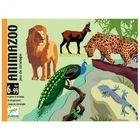 Детская настольная карточная игра «Зоопарк»