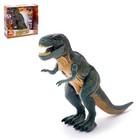 """Динозавр """"Рекс"""", работает от батареек, световые и звуковые эффекты"""