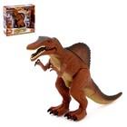 """Динозавр """"Спинозавр"""", работает от батареек, световые и звуковые эффекты"""