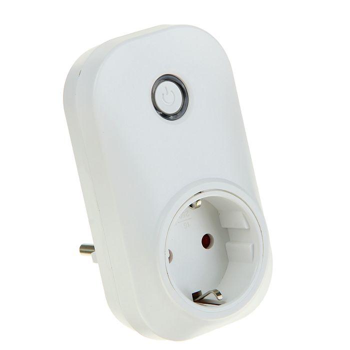 Умная розетка Sonoff Socket, удаленное управление, Wi-Fi