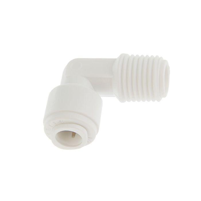Переходник пластиковый для трубки фильтров MIC-002