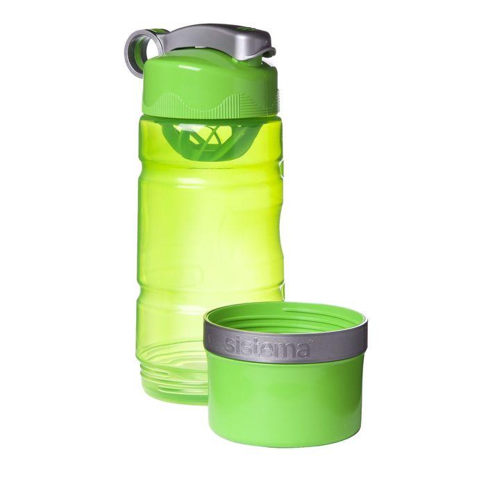 Спортивная питьевая бутылка, 615 мл