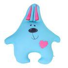 """Мягкая игрушка-антистресс """"Заяц Милашка"""", цвет голубой"""