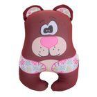 """Мягкая игрушка-антистресс """"Медведь с ушами"""""""