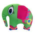 """Мягкая игрушка-антистресс """"Слон"""", цвет зеленый"""