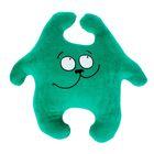 """Мягкая игрушка-антистресс """"Заяц Хрустик 04"""", цвет зеленый"""