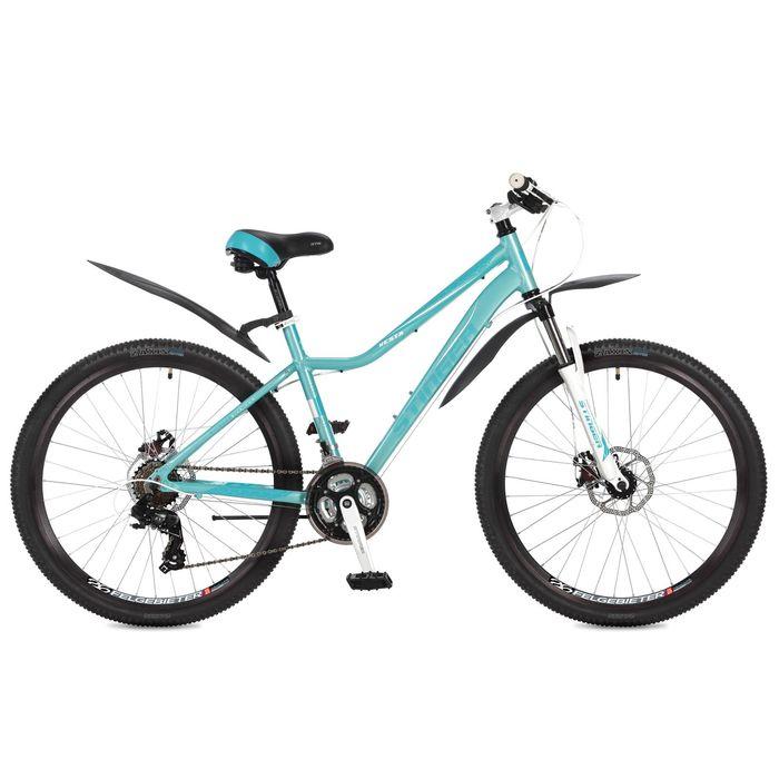 Велосипед 26 Stinger Vesta D, 2017, цвет аквамарин, размер 17