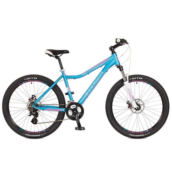 Велосипед 26 Stinger Siena D, 2017, цвет синий, размер 15