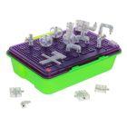 Конструктор «Дракон» с 3D световой панелью, 57 в 1, 260 деталей, в пакете