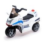 """Электромобиль """"Мотоцикл"""", с аккумулятором, световые и звуковые эффекты, цвета МИКС"""