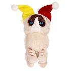 """Мягкая игрушка """"Кошка Grumpy Jester"""", 12,5 см"""