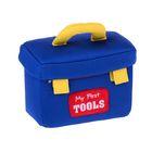 """Мягкая игрушка """"Мой чемоданчик с инструментами"""", 19 см"""