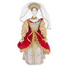 """Авторская сувенирная кукла """"Герда в костюме статной дамы кон.19 в."""""""