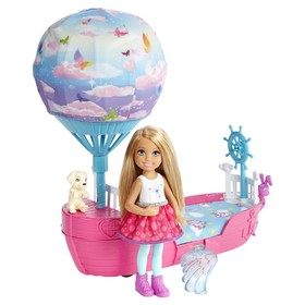 Волшебная кроватка Челси Barbie