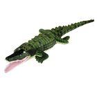 """Мягкая игрушка """"Крокодил"""", цвет зелёный"""