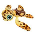 """Мягкая игрушка """"Черепаха большеглазая"""", цвет коричневый"""