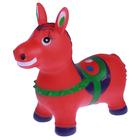 Попрыгун «Лошадь», h=51 см, 1300 г, цвета МИКС