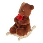 """Качалка """"Медведь люкс"""", для кукол"""