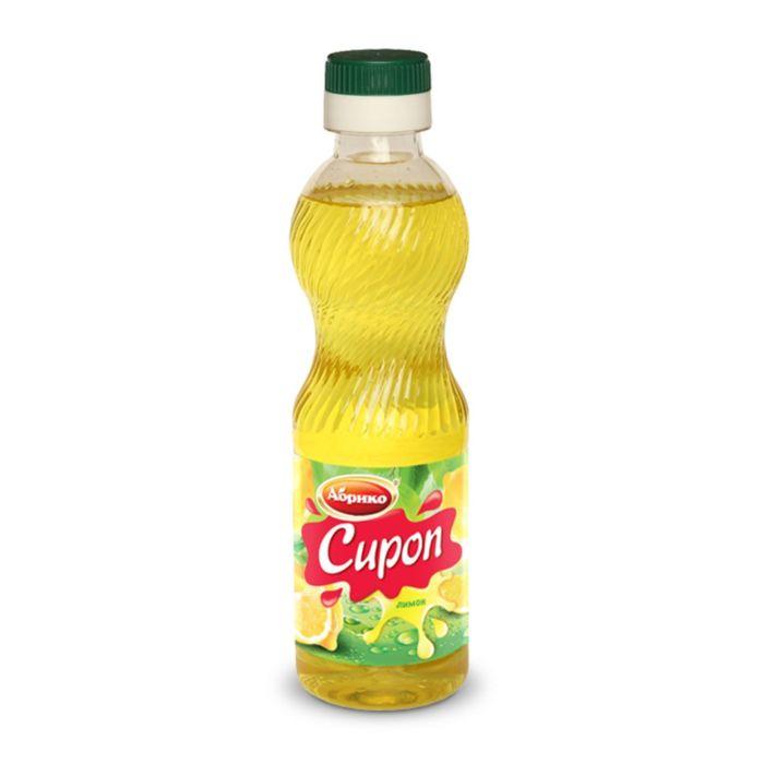 Сироп Абрико лимон 330 г