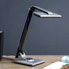Светильник настольный Старт СТ50 LED 10Вт серебряный