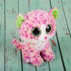 Мягкая игрушка «Котёнок Sophie», цвет розовый, 15 см