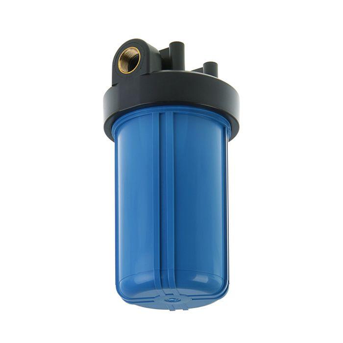 Корпус для фильтра Нептун BP-35, внутренняя резьба, 1, синий