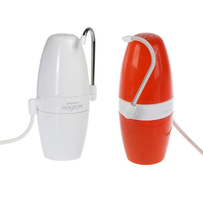 Водоочиститель Аквафор Модерн И5333, многоступенчатый, 1.2 л/мин