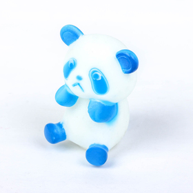 Набор для игры в ванне «Панда», 5 шт., цвета МИКС