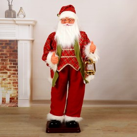 """Дед Мороз """"Клетчатый наряд"""", английская мелодия"""