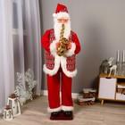"Дед Мороз ""Музыкант"", двигается, мелодия"