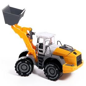 Трактор инерционный «Погрузчик»
