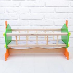 Кровать - качалка на подставке, 50 см